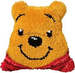 Vervaco Disney - Winnie the Pooh Latch Hook Rug Kit - PN-0014643 - Multi