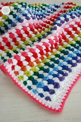 Cuppy Cakes Blanket