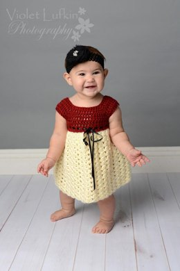 Oh Snap Infant Dress