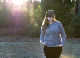 Heirloom Cabled Sweater