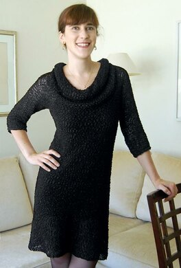 Little Black Dress to Knit