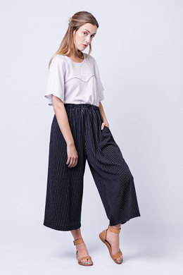 Named Clothing Ninni Elastic Waist Culottes - Sewing Pattern