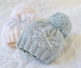 Kristin Bobble Hat