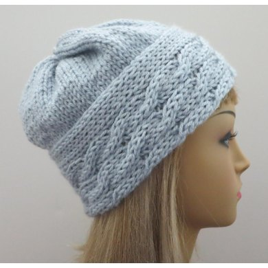 The Clarissa Hat - Companion Pattern To Cape and Mittens
