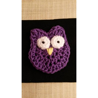 Small Applique Owl