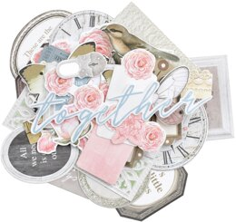 Kaisercraft Collectables Cardstock Die-Cuts - Lady Like