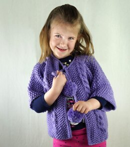 Movie Topper in Cascade Yarns Anthem Chunky - C338 - Downloadable PDF