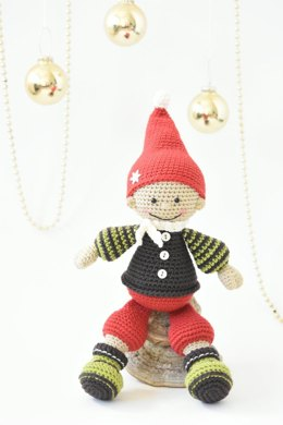 Jester the Christmas gnome