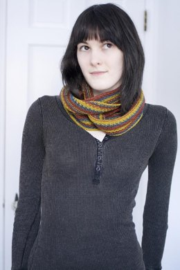Metadata Scarf and Cowl