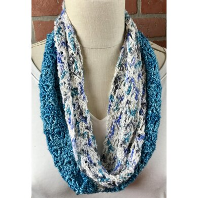 The Crow's Feet Lace Scarf
