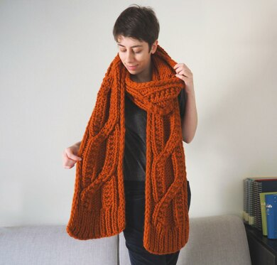 Warm At Heart Scarf