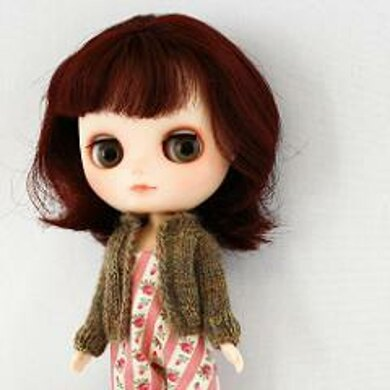 Clover Sweater for Middie Blythe