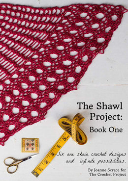 The Shawl Project: Book One by Joanne Scrace