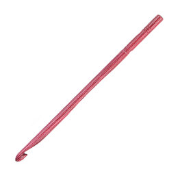 "Knitter's Pride Symfonie Rose Dreamz Crochet Hook Single Ended Standard 15cm (6"")"