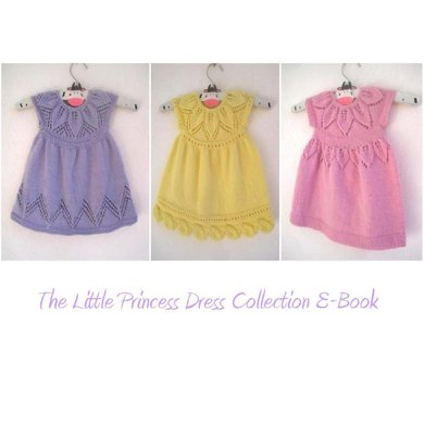 The Little Princess Dress Collection E-Book