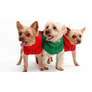 Christmas Knitting Patterns For Dogs