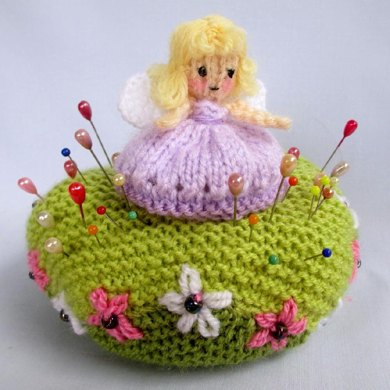 Fairy Pin and Pin Cushion