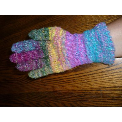 Custom Fit Knitted Glove