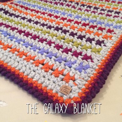 The Galaxy Blanket