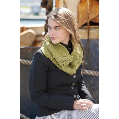 Budding Forest Cowl