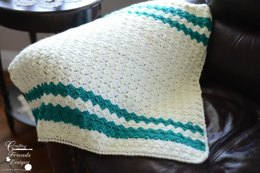 Brick Stitch Afghan