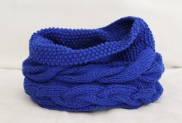 Triple Layer Infinity Scarf