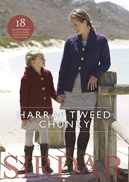 Harrap Tweed Chunky by Sirdar