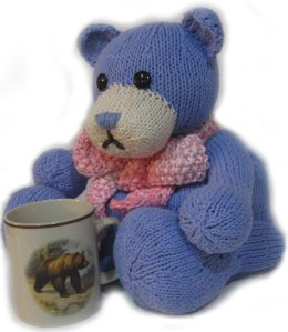 Bear Tea Cozy