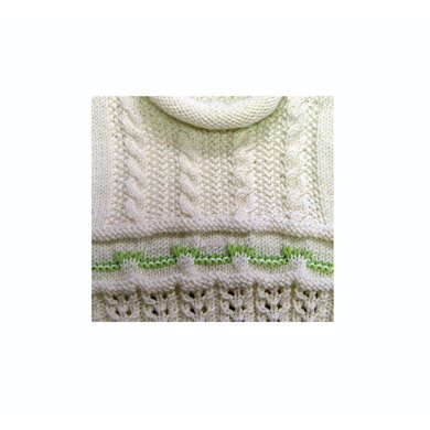 Icing on the Cake Pullover
