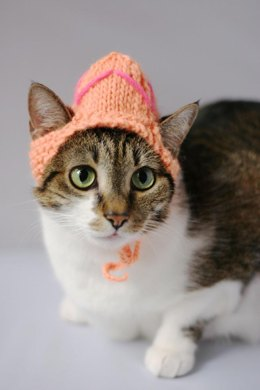 The Easter Egg Cat Hat