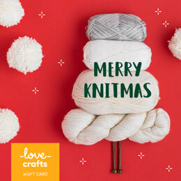 LoveCrafts eGift Card - Christmas
