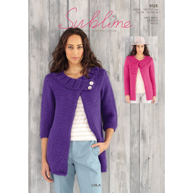 Jackets in Sublime Lola - 6125 - Leaflet