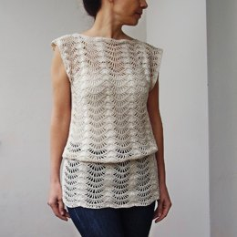 Spring summer top tunic