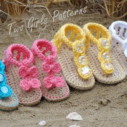 Baby Seaside Gladiator Sandals