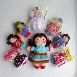 Jenny and the Jolly Dollies