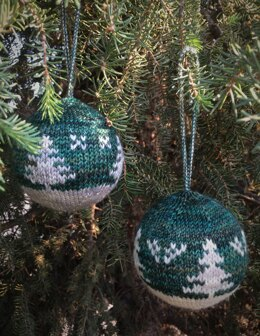 Tamarack Ornaments