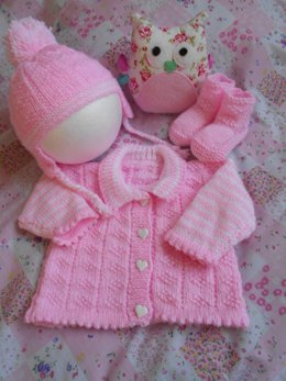 Diamond baby pram set
