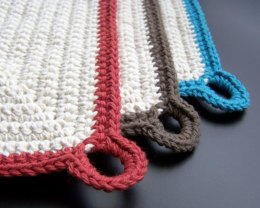 Modern Cotton Dishcloths