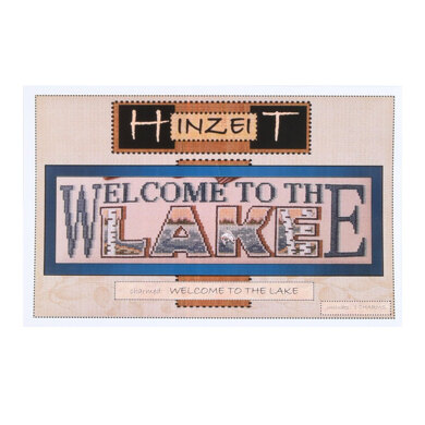 Hinzeit Welcome To The Lake - I Charmed - HZC170 -  Leaflet