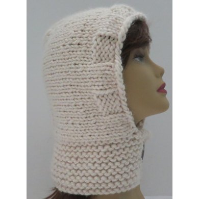 La Neige Hat and Cowl