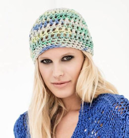 Hat in Schoeller und Stahl Veneta Color - 14108a - Downloadable PDF