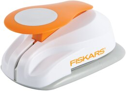 Fiskars 4XL Lever Punch - All Around, 3.5""