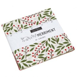 Moda Fabrics Merriment 5in Charm Pack
