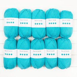 Paintbox Yarns Simply Chunky 10 Ball Value Pack