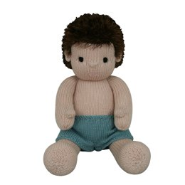 Boy Doll (Knit a Teddy)