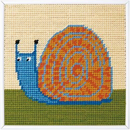 Rico Snail Canvas Kit
