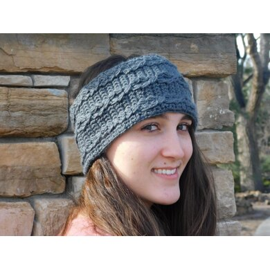 Cabled Earwarmer