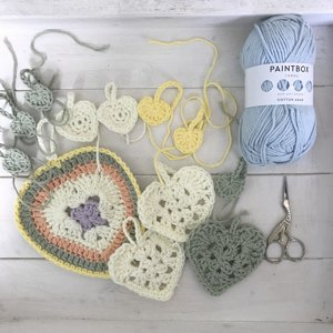 Baby Blanket Crochet Project By Sue Rawlinson Lovecrochet