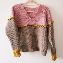 Neapolitana Sweater