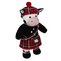 Highland Dress (Knit a Teddy)